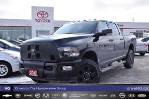 2017 Ram 2500 Diesel 6.4l SLT under 1,000 kms with extended warr