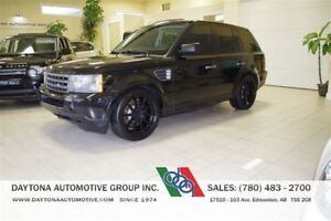 2007 Land Rover Range Rover Sport HSE REAR DVD NO ACCIDENTS