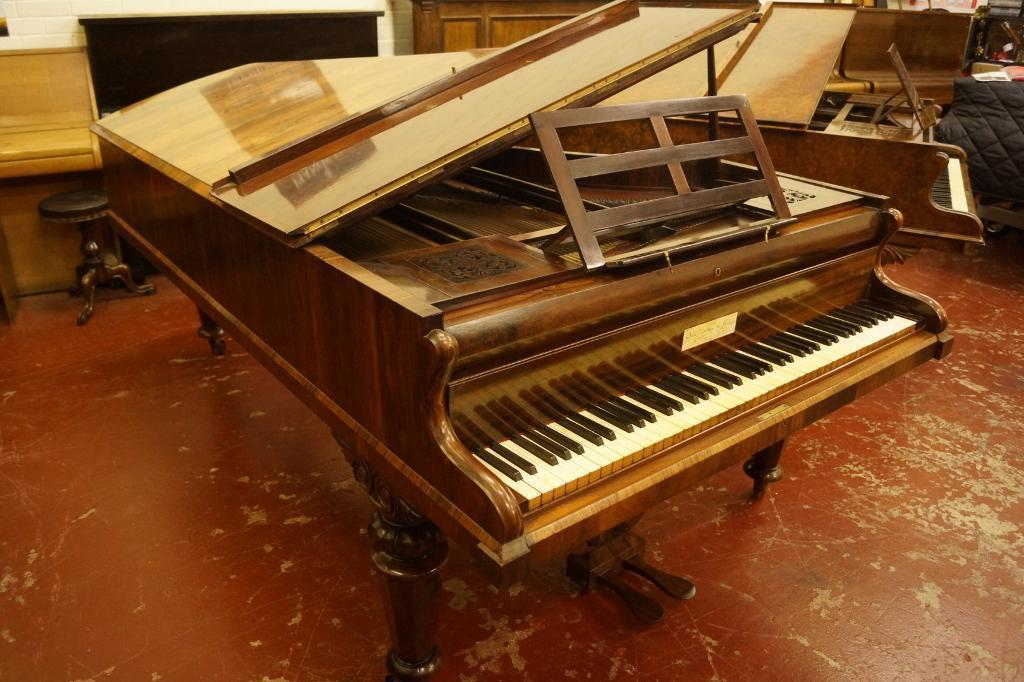 Challen Concert Grand Broadwood Concert Grand Piano Delivery Available uk Wide