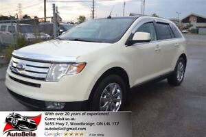 2008 Ford Edge Limited AWD NAVI Leather Panoramic Sunroof