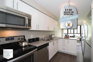 Brand new 1 bedroom - Westmount Rd. & University Ave.
