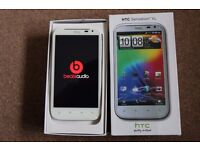 HTC Sensation XL - White (Unlocked) DreBeats Audio Smartphone + FREE ACCESSORIES L@@K!!