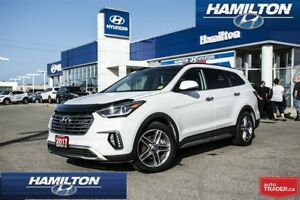2017 Hyundai Santa Fe XL | LIMITED | 6 PASS | LEATHER | ROOF | A