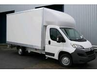 Man and luton Van/Removal /cover/all/Area's/london