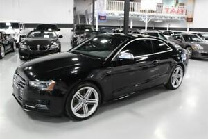 2013 Audi S5 6 SPD | LOCAL CAR | B&O SOUND SYSTEM
