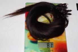 100% natural human hair!