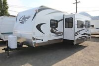 2014 Cougar 28RBSWE