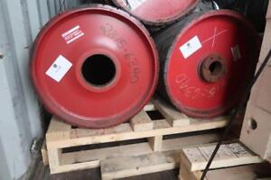 RASP Rubber Pulley Lagging 20.5D