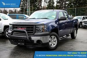 2013 GMC Sierra 1500 WT AM/FM Radio and Air Conditioning