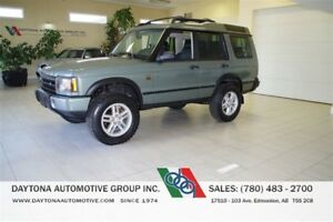 2004 Land Rover Discovery SE7 122,000KMS! SOLD!