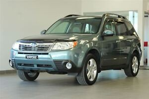 2009 Subaru Forester X Limited CUIR TOIT PANO MAGS