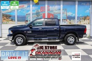 2014 Ram 1500 SLT, No Accidents, One Owner, LOADED!!!