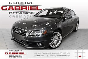 2011 Audi A4 2.0T Premium S Line / 19 inches Mags