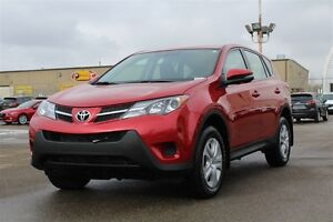 2014 Toyota RAV4 LE 4WD AWD ONLY 17,000KMS!