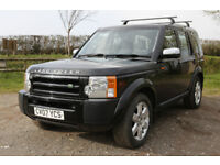 2007 LAND ROVER DISCOVERY 3 TDV6