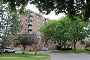 St. Catharines 2 Bedroom Apartment for Rent: In-suite storage!