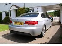 BMW 320i coupe m sport low mileage
