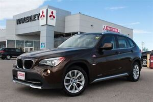 2012 BMW X1 xDrive28I/All-wheel-Drive