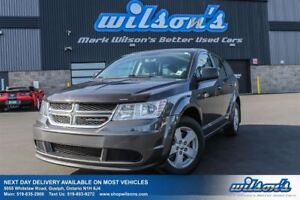 2014 Dodge Journey ONE OWNER! CRUISE CONTROL! PUSH BUTTON START!