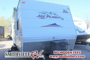 2008 JAYCO JAY FLIGHT 31BHDS