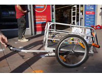 Cycle trailer, Hardly used