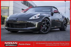 2016 Nissan 370Z SPORT TOURING Black Top