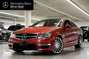 2013 Mercedes-Benz C-Class C 63 AMG, Performance package