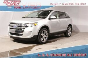 2014 Ford Edge Limited AWD 4X4 MAGS CUIR TOIT PANO NAV CAMERA