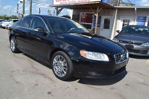 2010 Volvo S80 3.2 A LEATHER SUNROOF BLUETOOTH NO ACCIDENT
