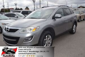2010 Mazda CX-9 GT AWD Navigation Camera Sunroof