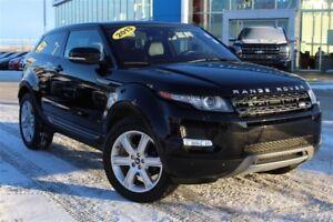 2013 Land Rover Range Rover Evoque Pure Premium| Pano Sun| Nav|