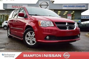 2012 Dodge Grand Caravan Crew *7 passenger,Alloys, Side Step*