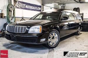 2005 Cadillac DeVille Funeral Coach
