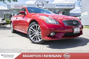 2013 Infiniti G37X Sport *NAVI|Rear view cam|Heated seats*