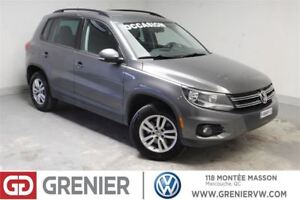 2014 Volkswagen Tiguan BLUETOOTH+4MOTION+MAGS