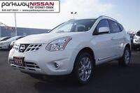 2012 Nissan Rogue SV Premium with Moonroof, Bluetooth