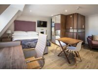 Private Studio Apartment in Clifton | Short term let Bristol
