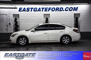 2009 Nissan Altima SL Trade in certified and E-tested