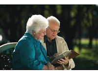 LOOKING FOR ELDERLY COUPLES WHO MET IN LONDON FOR SHORT DOCUMENTARY FILM
