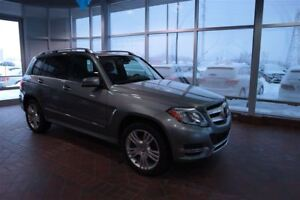 2013 Mercedes-Benz GLK-Class GLK250BT 4MATIC, attache-remorque