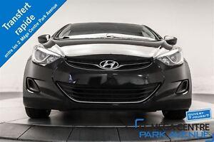 2013 Hyundai Elantra GLS * AUTOMATIQUE, BLUETOOTH, MAGS,BANCS CH