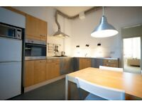 Bright and airy furnished one bedroom flat in Leith