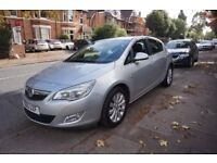 2010 Vauxhall Astra 1.7 CDTI ECO 123 BHP, FSH, 2 OWNERS, LOW MILEAGE