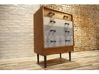 """G PLAN """"E GOMME"""" CHEST OF DRAWERS, SIDEBOARD ,VINTAGE,RETRO,solid wood (free delivery)"""