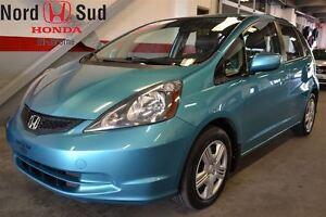2013 Honda Fit *LX*AUTOMATIQUE*A/C*GR. ÉLECT.*