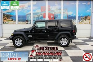 2016 Jeep WRANGLER UNLIMITED Sport, No-Accidents, Not Smoked In,