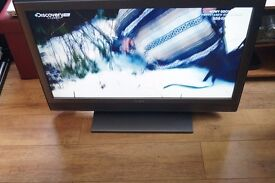 """37"""" SONY BRAVIA cheap LCD TV ,HDMI,SCART BUILD IN FREEVIEW DTV,USED IN GOOD FULLY WORKING CONDITION"""