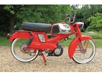 Classic GAC Mobylette Moped