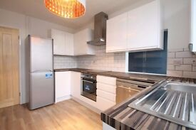 Recently renovated house a short walk from Broadway Market, split level with garden