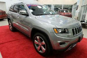 2016 Jeep Grand Cherokee LIMITED+TOIT+CUIR+NAVIGATION